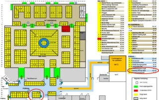 Sealing Group - Udstillingsplan-Nyborg-Messe